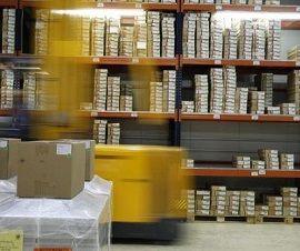Sistema de análisis de ventas, inventarios y partes VIP-FORD