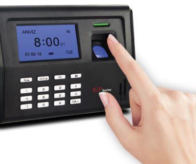Control del Reloj Checador de POE-FORD