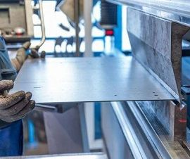 Sistema de Control de Producción Metalmecanica