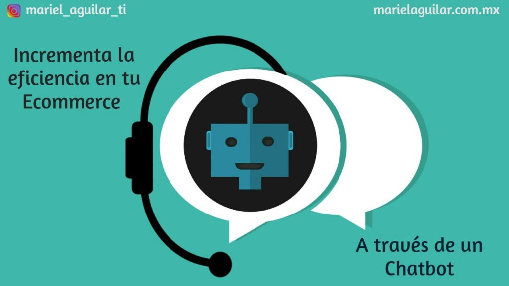CHATBOT ECOMMERCE INTELIGENCIA ARTIFICIAL
