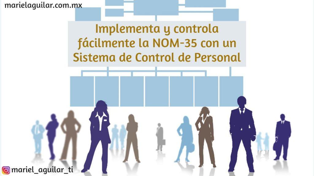 Control de Personal Servicio Medico