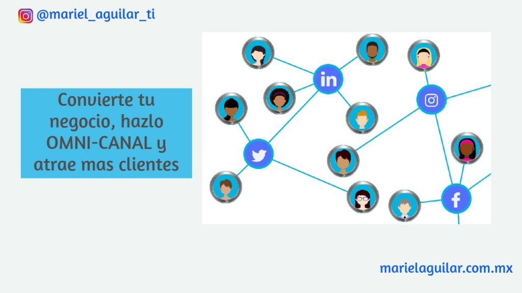 negocio omni-canal